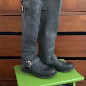 Steve Madden Lindley knee high boots sz 8